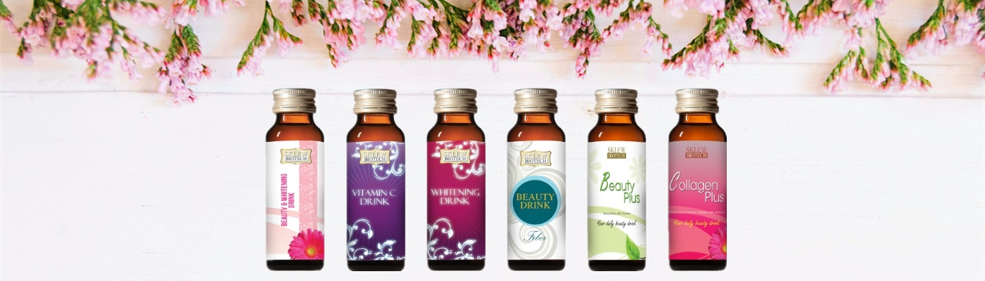 OEM Contract Manufacturer for Beauty Collagen Drink Series